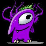 Monstruo ShokaWeb. Diseño web