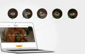 ejemplo diseño web corporativo