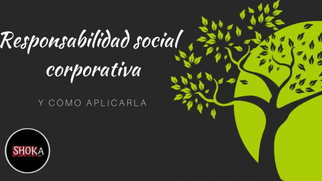Responsabilidad social shokaweb. Servicios de Marketing ético digital