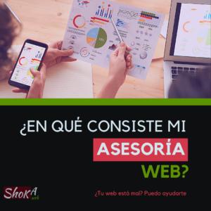 servicio de asesoría web